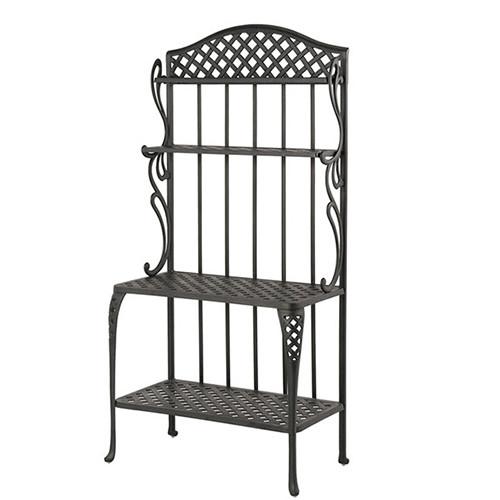 Hanamint Newport Bakers Rack Southern Outdoor Furniture