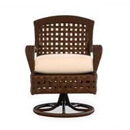 LLoyd Flanders Haven Swivel Dining Chair