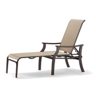 Lay-flat Chaise