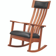 Amish Handcrafted London Rocker