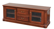 Amish Handcrafted Jefferson TV Stand