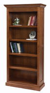 Amish Handcrafted Homestead Bookcase