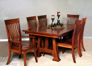 Amish Handcrafted Christy Dining Set