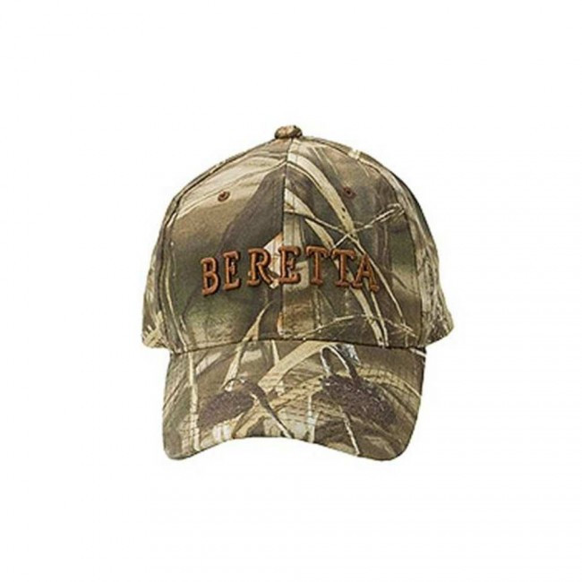 Beretta Max-4 Camo Hunting Cap Hat-Embroidered (BC14166077) - Go ... b31232bf6813