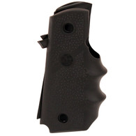 Hogue Para Ordnance P14/P16 Wrap Around Rubber Grip W/Finger Grooves-Black (14000)