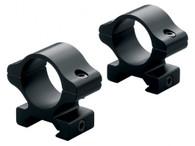"Leupold Rifleman Low 1"" Detachable Scope Rings, Matte Black (56524)"