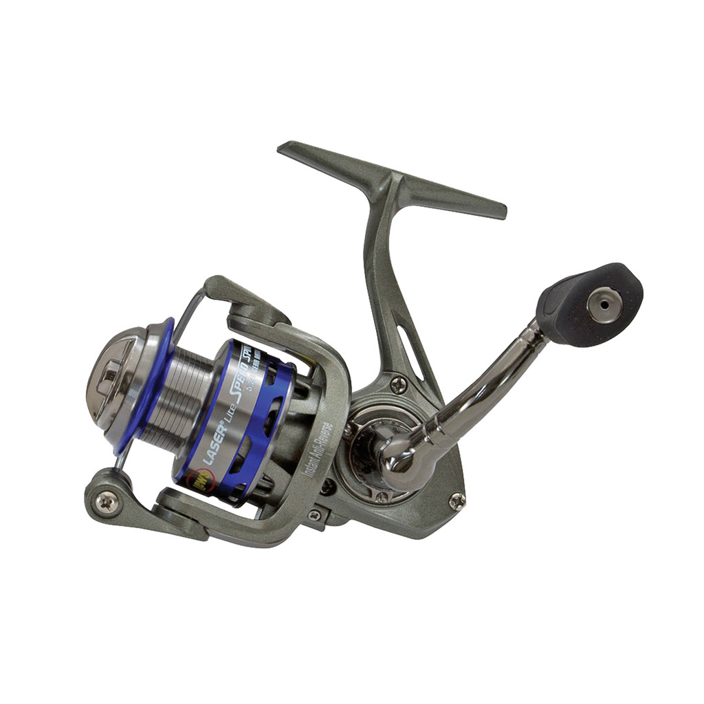 Daiwa D-SPIN500-B D-Spin Ultralight Spinning Fishing Reel 4.9:1 2//190