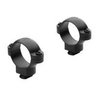 "Leupold Dual Dovetail 1"" High Height Rings Matte Black (49918)"