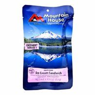 Mountain House Freeze Dried Ice Cream Sandwich Survival Food (0053524)
