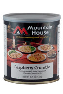 Mountain House Raspberry Crumble-Freeze Dried Emergency Survival Food (0030541)
