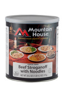 Mountain House Beef Stroganoff W/Noodles-Freeze Dried Emergency Food (0030119)