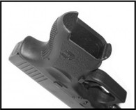Pearce Grip GLOCK 26/27/33/39 Subcompact PRE-Gen 4 Grip Frame Insert (PG-GFISC)
