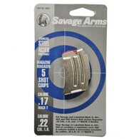 Savage Arms Magazine-Mark II/501/504/900 Series .22LR/.17 MACH2-5 Round (90007)