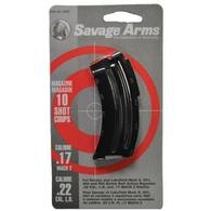 Savage Arms Magazine-Mark II/501/504/900 Series .22LR/.17 MACH2-10 Round (20005)