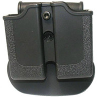 SigTac Double Mag Pouch-P239 All Calibers, Black Polymer (MAGP-DBL-239-BLK)