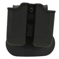 SigTac Double Mag Pouch-Paddle, Glock 32 & Other (MAGP-DBL-MP00)