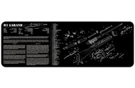"TekMat M1-Garand-12"" X 36"" Rifle/Gun Cleaning Mat (36M1GARBK)"
