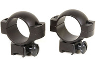 "Simmons Medium Height 1"" Scope Rings For 3/8"" Dovetail .22 Rifle or Airgun (49169)"