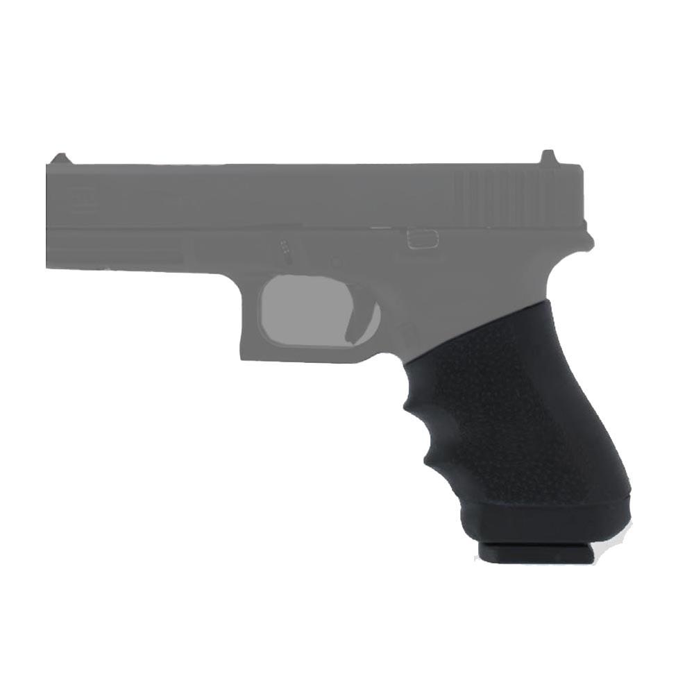 Hogue Handall Universal Rubber Grip Sleeve-Black (17000)