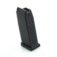 Glock 26 Magazine-Genuine Glock 26 9mm 10 Round Polymer Mag (MF26010)