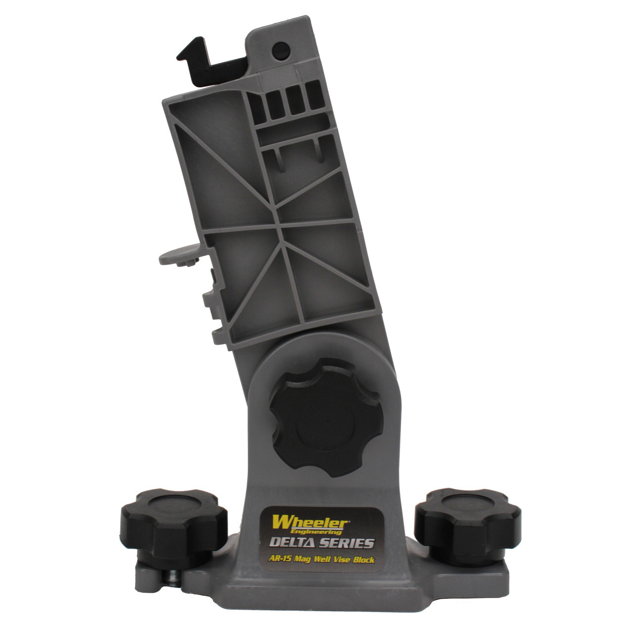 Wheeler Delta Series Ar 15 Mag Well Vise Block 156211