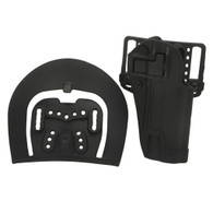 Blackhawk SERPA CQC Holster-1911 Government Matte Black (410503BK-R)