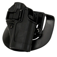 Blackhawk SERPA CQC Holster-M&P-9mm/.40 Matte Black (410525BK-R)