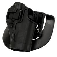 Blackhawk SERPA CQC Holster-M&P-9mm/.40 Matte Black (410525BK-R)