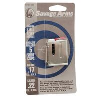 Savage Arms 93/502/503 Series Magazine .22 WMR/17 HMR 5 Round Mag
