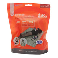 Adventure Medical SOL Series Heavy Duty Emergency Blanket (0140-1225)