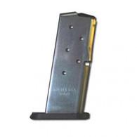 Beretta BU9 NANO Magazine 6 Round 9mm Mag Stainless (JM6NANO9)