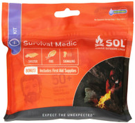 Adventure Medical SOL Series Survival Medic Survival/First Aid Kit (0140-1747)