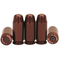 A-Zoom Snap Caps .40 S&W Precision Metal Snap Caps Pack of 5 (15114)
