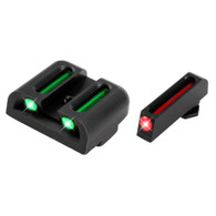 TruGlo Glock Fiber Optic Sight Set TG131G2