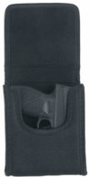 Bulldog Cases Compact 9mm Vertical Cell Phone Holster W/Belt Loop/Clip (BD-849)