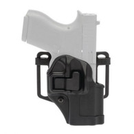 Blackhawk SERPA CQC Holster-Glock 43-Right Hand-Matte Black (410568BK-R)