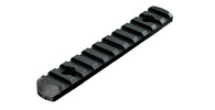 Magpul MOE L5 Polymer Picatinny Rail Section 11 Slots Black (MAG409-BLK)