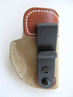 DeSantis SOF-TUCK IWB Holster For 1911 Gov .380 & Walther PPK/PPK/S (106NA74Z0)