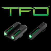 TruGlo Glock 42/43/43X/48 Tritium FIber Optic (TFO) Sight Set (TG131GT1A)