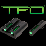 TruGlo Glock High Set Tritium Fiber Optic (TFO) Night Sights (TG131GT2)