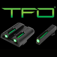 TruGlo Glock Low Set Tritium Fiber Optic (TFO) Night Sights (TG131GT1)