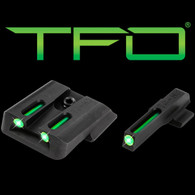 TruGlo S&W M&P/SD9/SD40/Shield Tritium FIber Optic (TFO) Sights (TG131MPT)