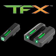 TruGlo TFX XTREME CZ 75 SeriesTritium Fiber Optic Sight Set (TG13CZ1A)
