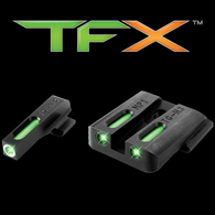 TruGlo TFX XTREME S&W M&P/SD9/SD40/Shield Sight Set (TG13MP1A)