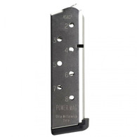 Chip McCormick Power Mag 1911 Magazine 8 Round .45 ACP Mag Stainless (14131)