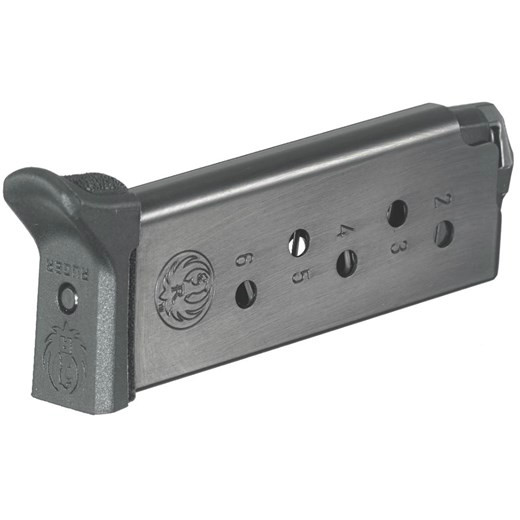 Ruger Lcp Ii Magazine 6 Round 380 Acp Mag 90621