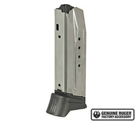 Ruger American Compact Magazine 10 Round 9mm Mag-2 Base Plates (90617)