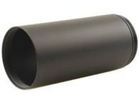 "Leupold Alumina 4"" 40mm Scope Lens Shade-Matte Black (56190)"