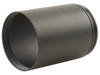 "Leupold Alumina 2.5"" 50mm Scope Lens Shade-Matte Black (52350)"