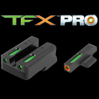 "TruGlo TFX PRO 1911 5"" Government Novak LoMount .260/.450 Sight Set (TG13NV1PC)"